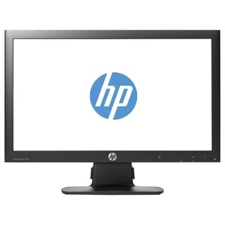 "HP Essential P191 18.5"" LED LCD Monitor - 16:9 - 5 ms"