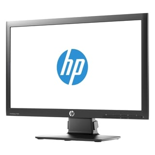 "HP Essential P201 20"" LED LCD Monitor - 16:9 - 5 ms"