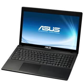 "Asus X55C-DS31 15.6"" LED Notebook - Intel Core i3 2.40 GHz - Black"