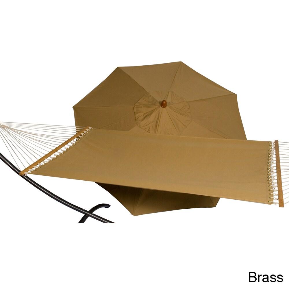 Phat Tommy Sunbrella Umbrella and Hammock Set at Sears.com