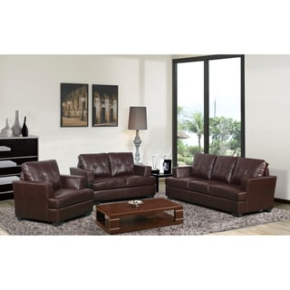 Nova Brown Living Room Set