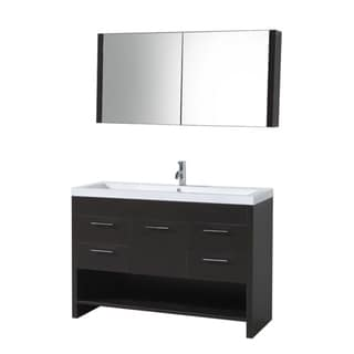 Trimon 48-inch Single-sink Bathroom Vanity Set