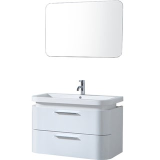 Zenobia 35-inch Single-sink Bathroom Vanity Set