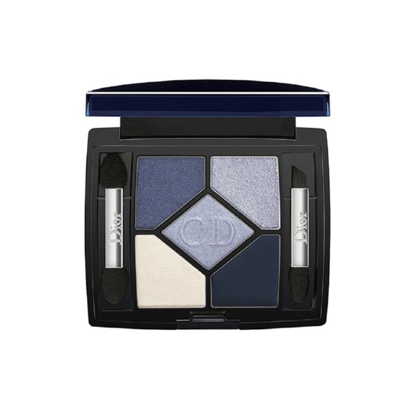 Dior 5 Color Designer Eyeshadow All In One Artistry Palette 208 Navy Design