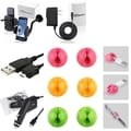 BasAcc Cable Clip/ Chargers/ Cable/ Mount for HTC/ LG Device