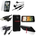 BasAcc Case/ Screen Protector/ Charger/ Headset for HTC EVO 4G LTE