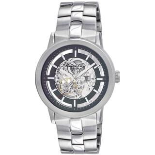 Kenneth Cole Men's 'New York KC3925' Silvertone Stainless Steel Quartz Watch