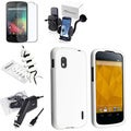 BasAcc Case/ Protector/ Charger/ Car Mount/ Wrap for LG Nexus 4 E960