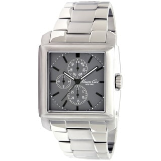 Kenneth Cole Men's 'Dress Sport KC9066' Stainless Steel Quartz Watch