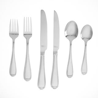 Reed & Barton Domain 86-piece Stainless Steel Flatware Set