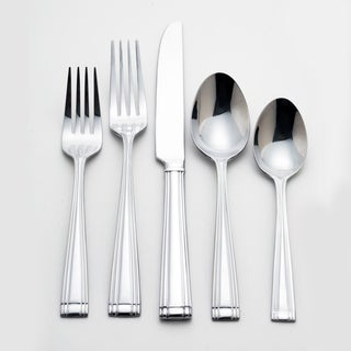 Reed & Barton West End 81-piece Stainless Flatware Set