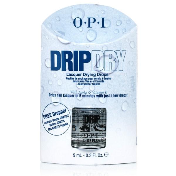 OPI Drip Dry Drops Top Nail Coat