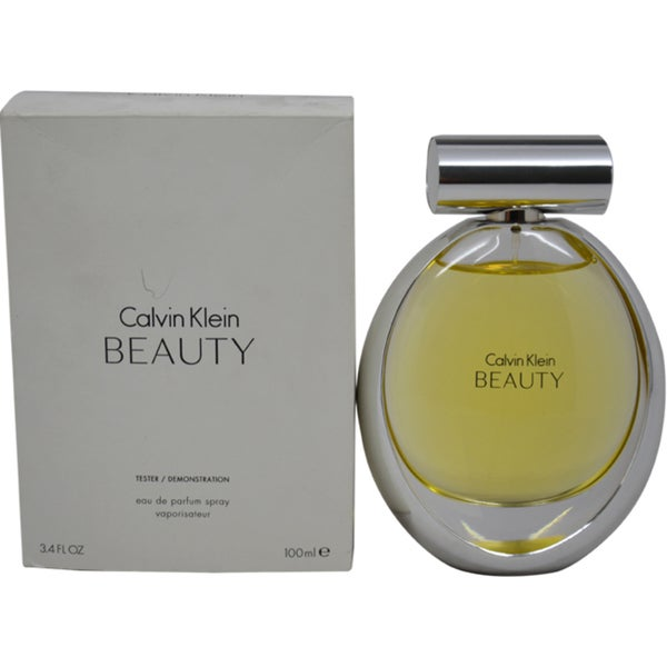 Calvin Klein Beauty Women's 3.4-ounce Eau de Parfum Spray (Tester)