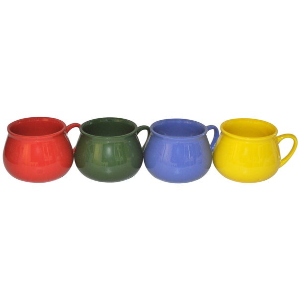 KitchenWorthy Soup and Latte Set (Pack of 8) 10632904