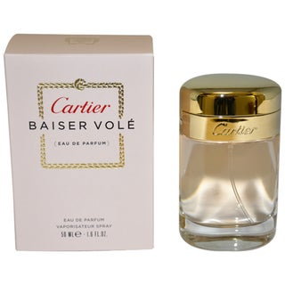 Cartier 'Baiser Vole' Women's 1.6-ounce Eau de Parfum Spray