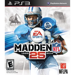 PS3 - Madden NFL 25