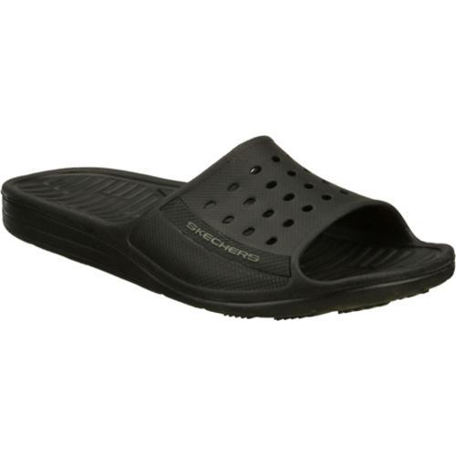 Men's Skechers Mainland Black/Black