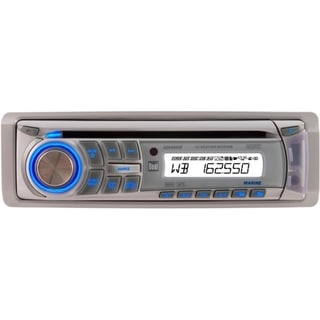 Dual AM400W Marine CD/MP3 Player - 240 W RMS - iPod/iPhone Compatible