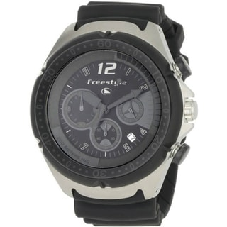 Freestyle Men's 'Hammerhead' Black Analog Watch