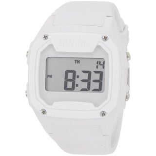Freestyle Men's 'Shark' White Silicone Digital Watch