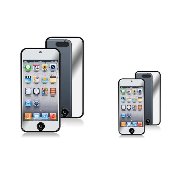 INSTEN Mirror Screen Protector for Apple iPod touch 5th Generation (Pack of 3)