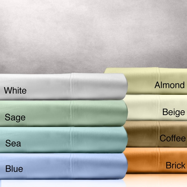 Egyptian Cotton 350 Thread Count Sheet Separates