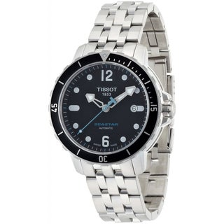 Tissot Men's 'Seastar' Automatic Diver Watch