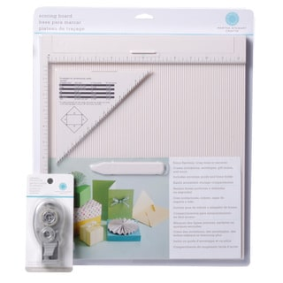 Martha Stewart Scoreboard Kit, Envelope Tool and Adhesive