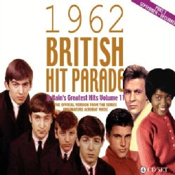 Various - 1962 British Hit Parade: Part Three: September-December