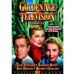 GOLDEN AGE OF TELEVISION - Golden Age of Television Vol. 12: France's Greatest Detective/The Girl on The Park Ben... (Not Rated)
