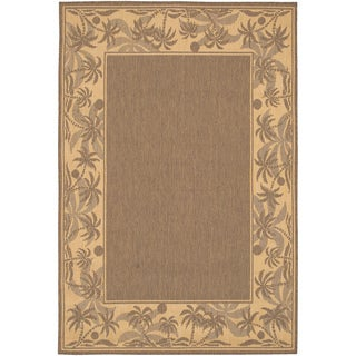 Recife Island Retreat Beige Natural Rug (2' x 3'7')