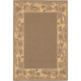 Recife Island Retreat Beige Natural Rug (7'6 x 10'9)