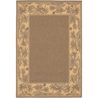 Recife Island Retreat Beige and Natural Runner Rug (2'3 x 7'10)