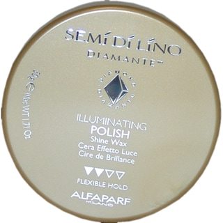 Alfaparf Semi Di Lino Diamond Illuminating Polish Shine Wax Gel