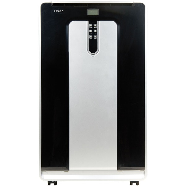 Haier HPN12XCM 12,000 BTU 115V Portable Air Conditioner with Full-Function Remote Control