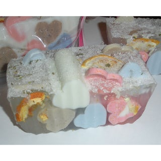 Boca Soaps 'Love Spell' Handmade Artisan Soap Bars (Set of 3)