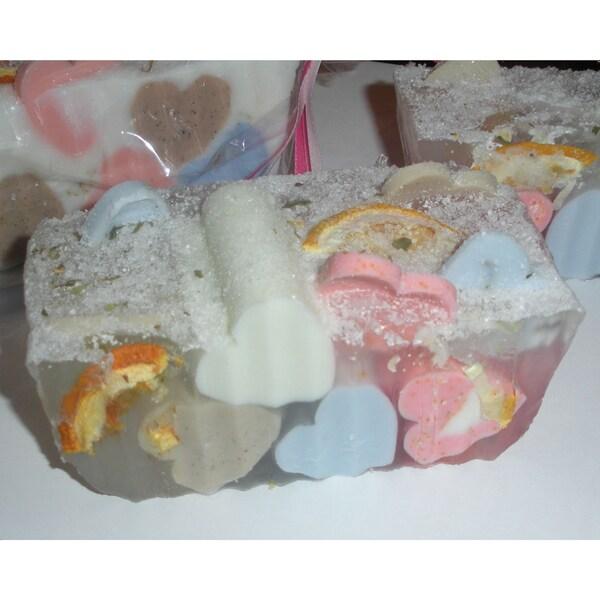 Boca Soaps 'Love Spell' Handmade Artisan Soap Bars (Set of 3)