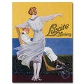 Coles Phillips 'Luzite Hoisery Vogue Magazine' Canvas Art