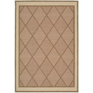 Eclipse Glamarous Diamond Terracotta Rug (1'9 x 3'3)