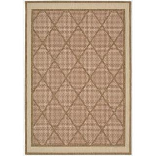 Eclipse Glamarous Diamond Terracotta Rug (5'3x7')