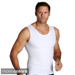 Insta Slim Men's Compression Tank Shirts (Pack of 3)