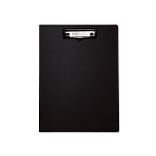 Textured Low-profile Letter-size Portfolio Clipboard