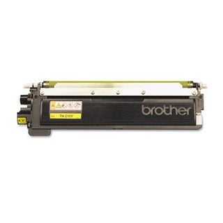 Brother Compatible TN210 High Yield Yellow Toner Cartridge