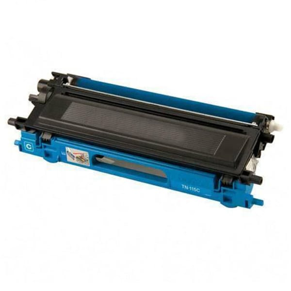 Brother Compatible TN210 High Yield Cyan Toner Cartridge