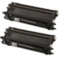 Brother Compatible TN210 High Yield Black Toner Cartridges (Pack of 2)