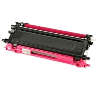 Brother Compatible TN210 High Yield Magenta Toner Cartridges (Pack of 2)