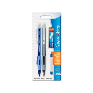 Paper Mate 'Silhouette' Mechanical Pencils (Pack of 2) with Starter Set
