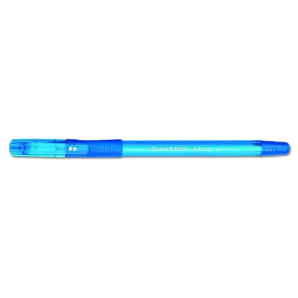 Paper Mate 'InkJoy 300' Transparent Fine Stick Pens (Pack of 12)