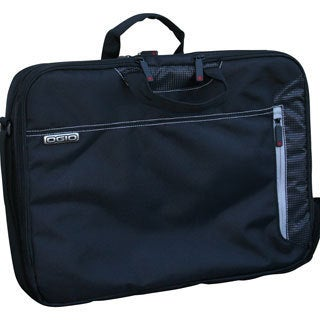 OGIO Black Technol 17-inch Laptop Briefcase