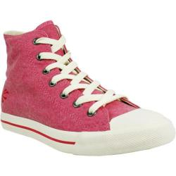 Women's Burnetie High Top Earth Red